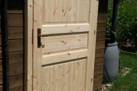 Türe für Gartenhäuschen