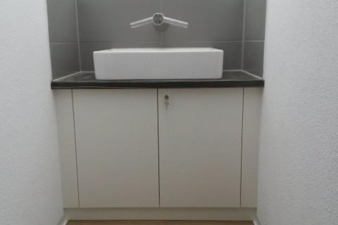 Unterschrank Waschbecken