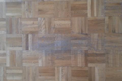 Abschleifen & neu versiegeln Mosaikparkett