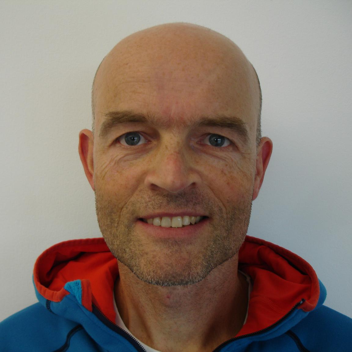 Portrait Steffen Becker